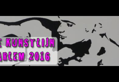 Roze Kunstlijn Haarlem 4, 5 en 6 november 2016