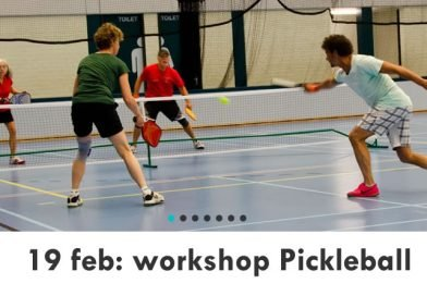Pickleball mee met COC! (VOL)