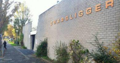 De Dwarsligger in IJmuiden, de locatie van de Roze Salon Velsen