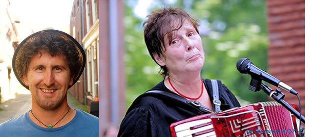 Jorink Jochims en Fredie Kuiper