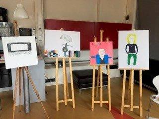 werk GayOkay Roze Kunstlijn 2017