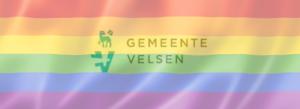 Gemeente Velsen is Regenboog stad. Op 11 oktober Coming Out dag ook activiteiten in deze gemeente.