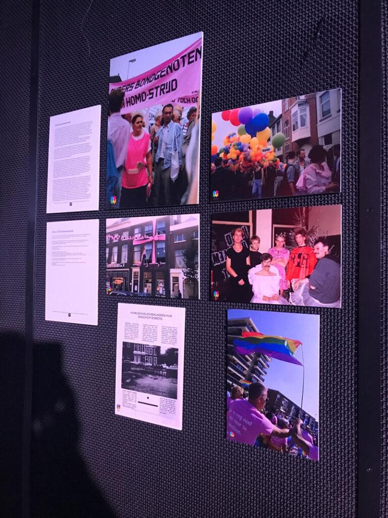 Tentoonstelling in Patronaat op 11 oktober Coming Out Dag