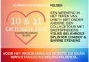 Velsen viert Coming out dag weekend in de stadsschouwburg Velsen