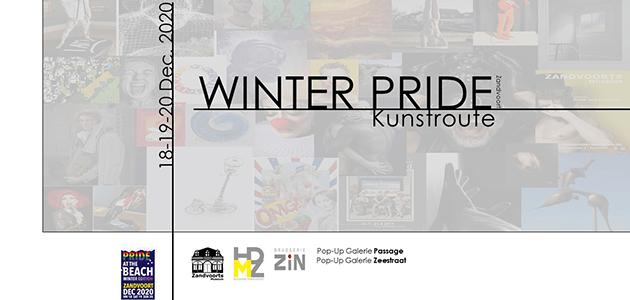 WinterPride Kunstroute