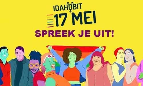 IDAHOBIT 17 mei 2021