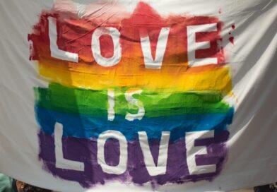 Met COC naar Pride Walk Amsterdam, 7 augustus 2021