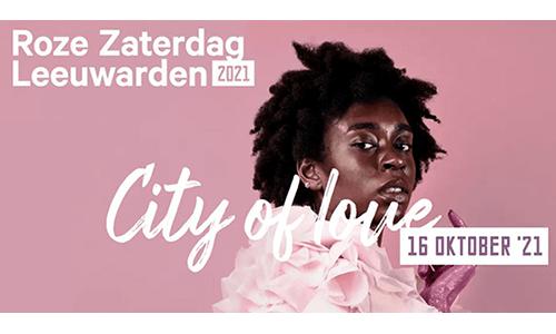 Roze Zaterdag 2021 Leeuwarden